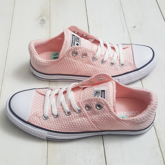 ca54f6929d04ed ... top quality converse all stars womens light pink shoes 8.5 nwt 0c528  459d7